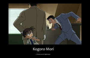 Detective Conan motivator by Wingless-gryphon