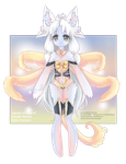 Wingupuff x TAMED 01 | CLOSED adoption by KaeniA
