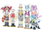 Furry Mr Gumbies by CCB-18