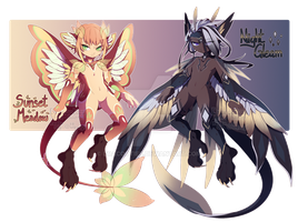 [CLOSED] Serafin Auction 05: dracolulu collab! by dracooties