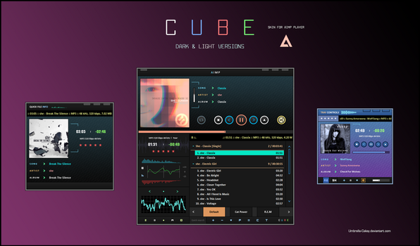 Cube by umbrella-cakey