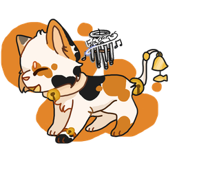 Koi Foxchime Auction .:CLOSED:. by ClarifyingDarkness