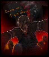 RE6 Time to go by AIBryce
