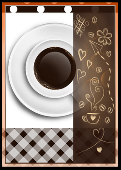 Damuro: Coffee Time! by vt2000