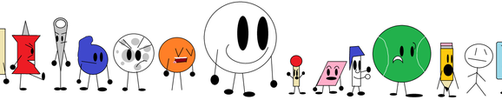 bfdi but drawn by a kid who cant draw by TTNOfficial