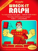 Wreck-it Ralph! by LuchoVolke