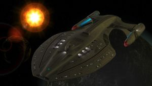 Beautiful and Deadly by trekmodeler