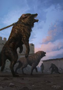 Dogs of War by EthicallyChallenged