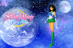 Sailor Moon Crystal Codename Sailor Earth by KorianderBullard