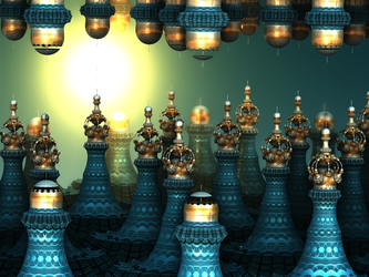 mb3dchainII - Game by Sabine62