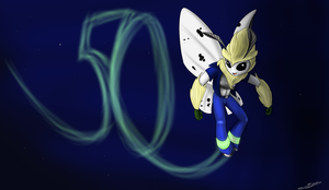 50 Follower Milestone by danis2005