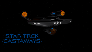 Star Trek Castaways Promo Image by SpiderTrekfan616