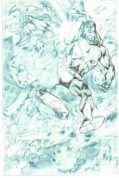 BN Superman 2 Pg 15 Process 3 by JPMayer
