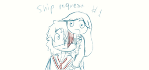 ship request by MimiKawaiiLove