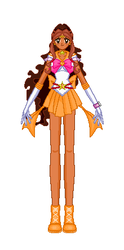 Super Sailor Flame (PGSM and GGC) by Rose9227614