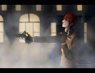 .::You win or You die::. by ThousandLeaves