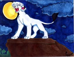 Kimba Roars - Trade Pic by Yumi-San1688