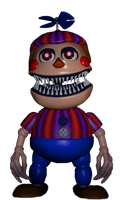 Nightmare BB Full Body by RealityWarper45
