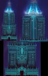 City Tower by BoxofLizards