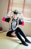 Prinz Eugen - Kantai Collection by Ying-Juan
