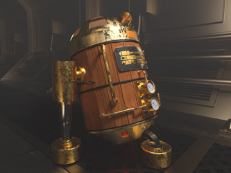 nuther R2D2 shot by arfur9