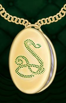 Slytherin's Locket by Hermy-one
