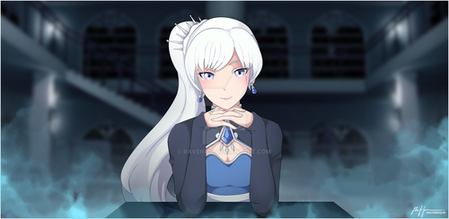 Just Weiss by Ravenide