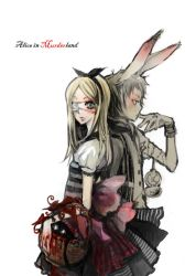 ALICE IN MURDERLAND by nairchan