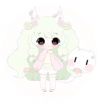 [SOLD TY!] Touffyteru Spring Theme Auction by TakyHime