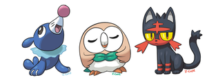 New Pokemon by rongs1234