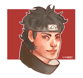 shisui by lionhhearted