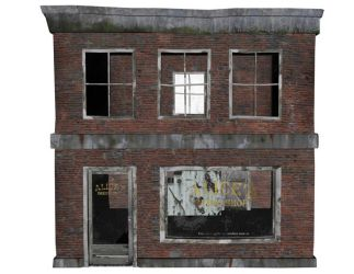 abandoned shop 01 by Ecathe