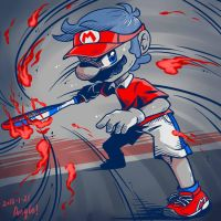 Mario Tennis Aces by Angle-007