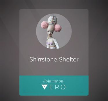 Vero by ShirrStoneShelter