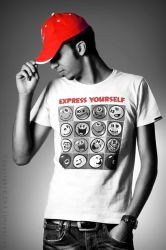 Express yourself by unreal-sa