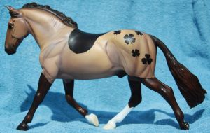 Breyer - St. Patricks Day Special - Paddy -Stock 3 by Lovely-DreamCatcher