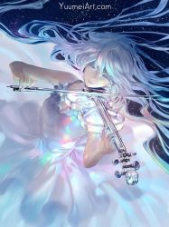 Lead me to Night by yuumei