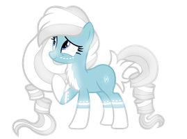 Base Edit 10 - Enchanted Snow [Commission] by MlpStarluck9924