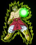Broly by unoservix