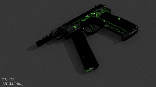 CZ75-Auto [Currently Unnamed] by RusticDusty