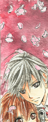 Vampire Knight Bookmark by kurii-adopts