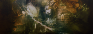 Dark and Silent by TurkishLovatic