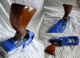 NERF Strongarm Handle Done by MarcWF