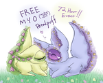 CLOSED PETALPUFF EVENT by CloverWing