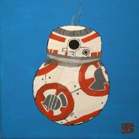 BB-8 by Whooogo