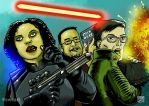 The Star Wars Show by KhairulHisham