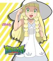Lillie - Pokemon Sun and Moon by Viper3n3n3