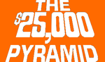 The $25,000 Pyramid Logo by mrentertainment
