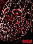 HalloWICKED Mask by evilpokejuggalette