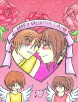 Claire's Sweet Valentine by MadeInHeavenFF15